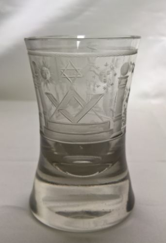 Freemasons glass (canon), '19th century