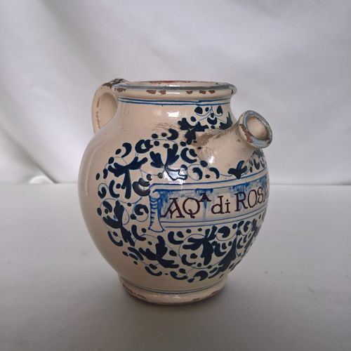 Sirupe jar, France, late 18th century